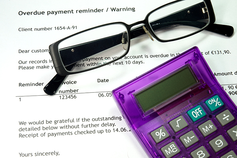 Debt Collection Laws in Kettering Northamptonshire